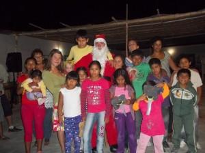 Noël au Pérou